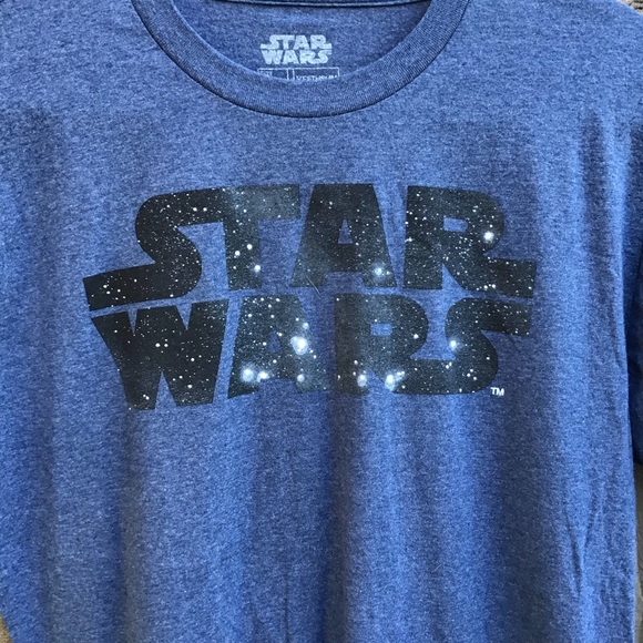 Star Wars Tee Size Large